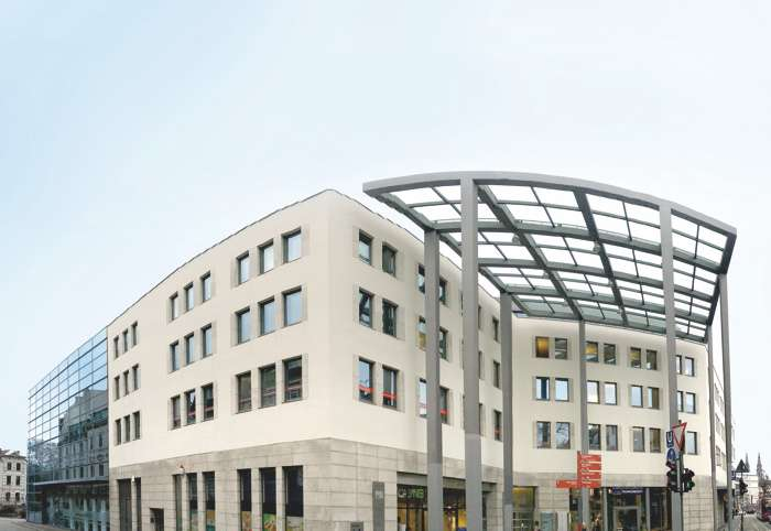 Standesamt Bonn in der Stadthaus Loggia