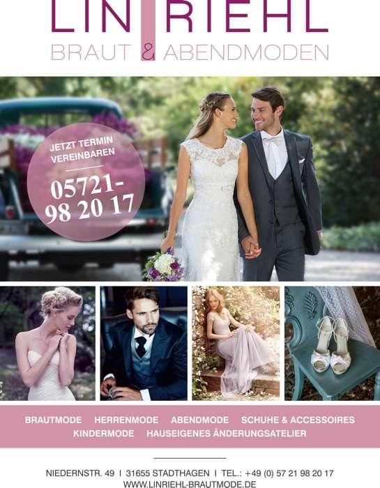 LinRhiel Brautmode und Herrenanzüge