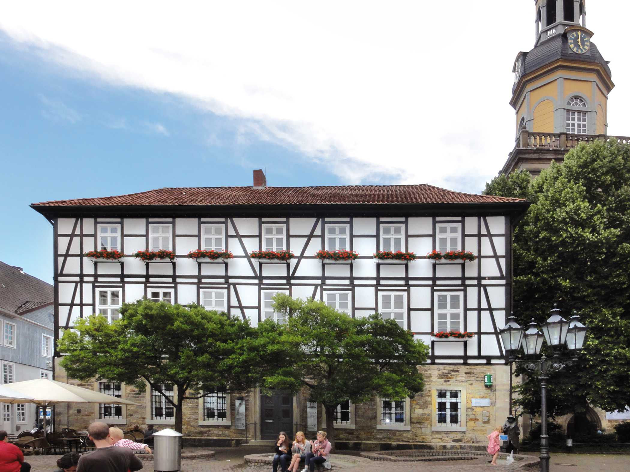 Standesämter Schaumburg bei Kuchenbuchs Hochzeiten