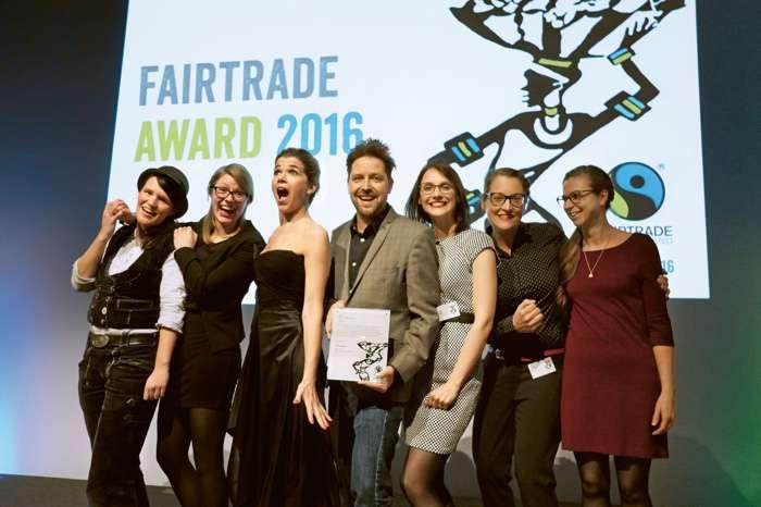 Die Arbeit von Jan Spille wurde mit dem Fairtrade Award ausgezeichnet