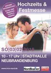 Hochzeitsmesse Neubrandenburg