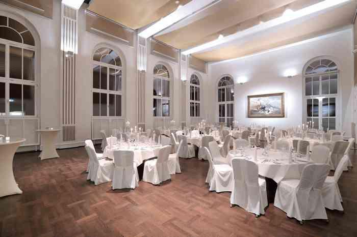 Hotel Kieler Yacht Club Kaisersaal
