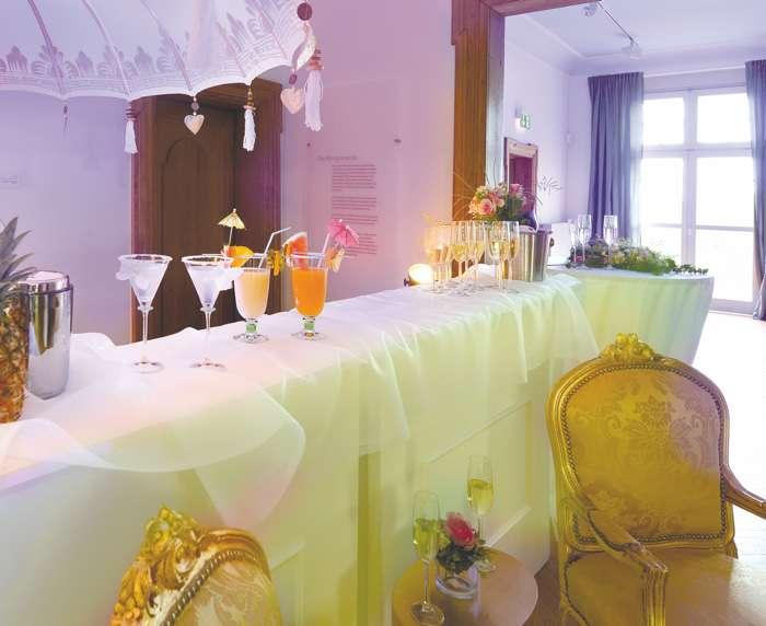 Foyer - Bar und Tanzniesche