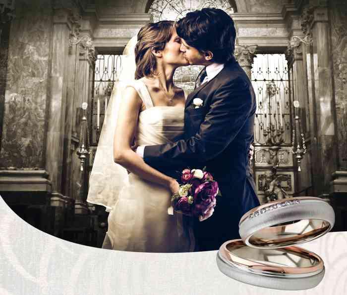 Die Wahl der Trauringe ist eine wichtige Entscheidung für jedes Brautpaar.