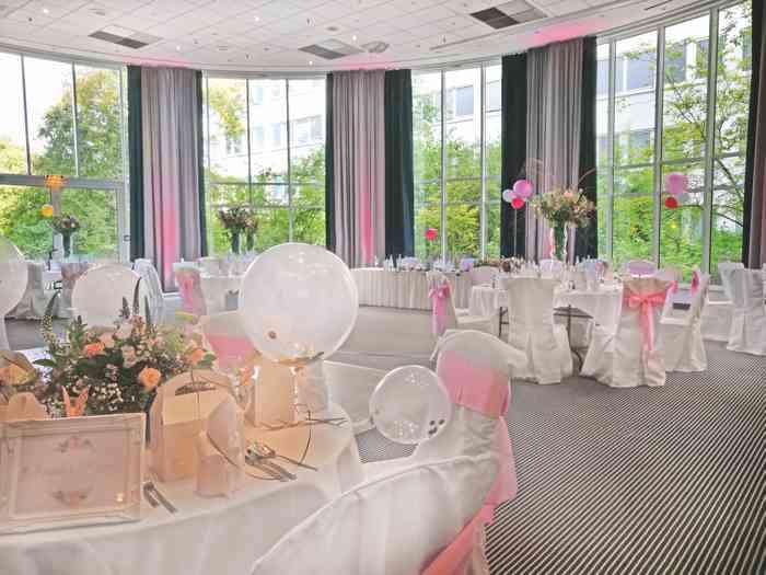 Wyndham Hotel Atrium Hannover hat verschiedene Säle zur Verfügung