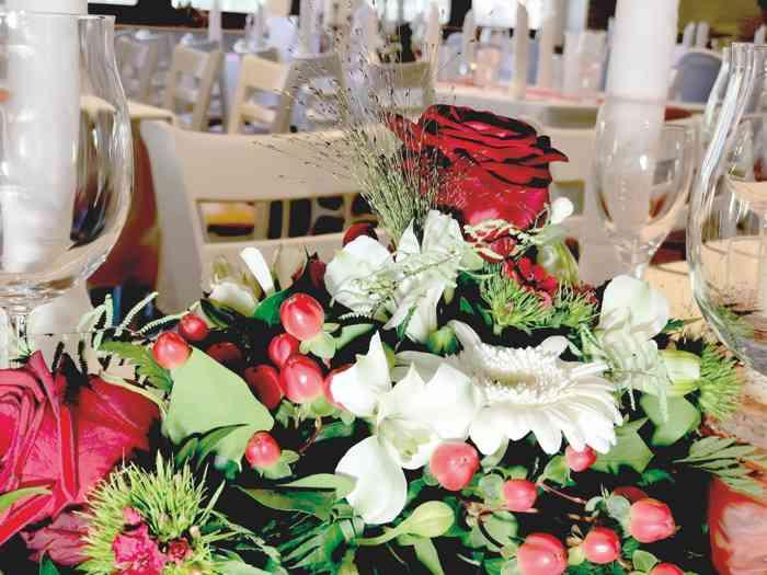 Heiraten Location Clubhaus Bramfelder SV Hochzeit Hamburg Deko