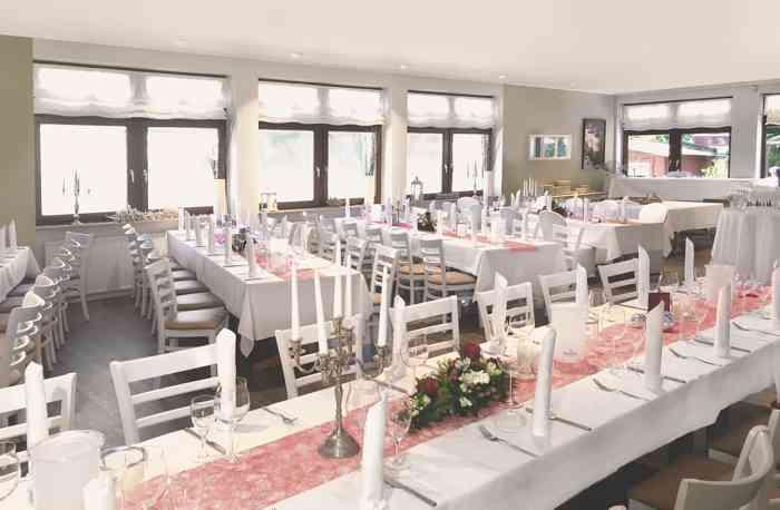 Heiraten Location Clubhaus Bramfelder SV Hochzeit Hamburg Saal