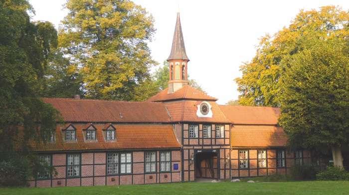 historisches Torhaus in Wellingsbüttel