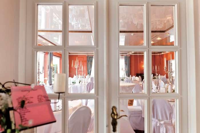 Strauers Hotel am See, Pinneberg, Festsaal