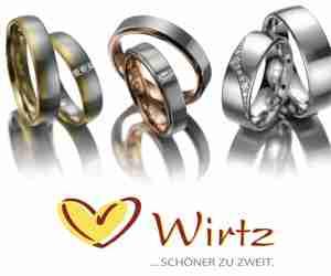 Wirtz – Trauringzentrum Bonn–Köln–Aachen–Bergisch Gladbach