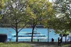 Weisse Flotte Fahrgastschiffahrt Rhein