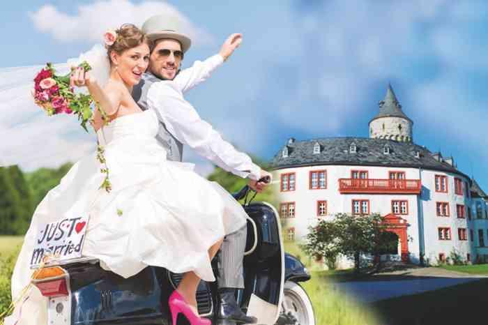 Hochzeitsmesse Schloss Oelber