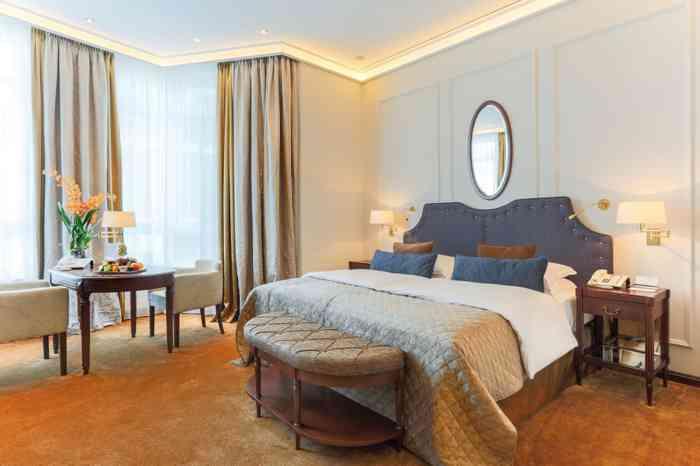 Excelsior Hotel Ernst Grand Deluxe Schlafzimmer