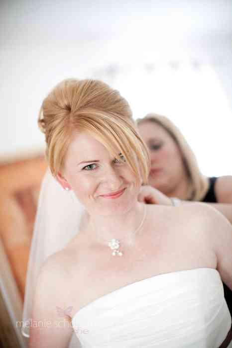 Braut Brautstyling von Dagmar Thormählen