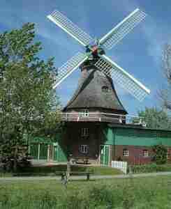 """Mühle """"Gott mit uns"""" in Eddelak"""