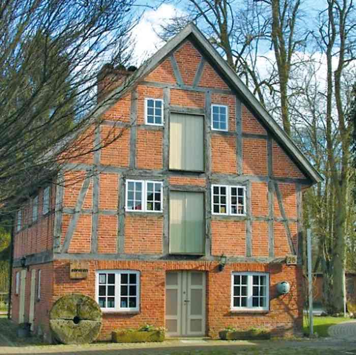 Altes Backhaus in Gudow