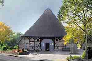 Priesterkate in Büchen–Dorf