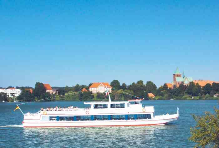 Fahrgastschiff Inselstadt Ratzeburg