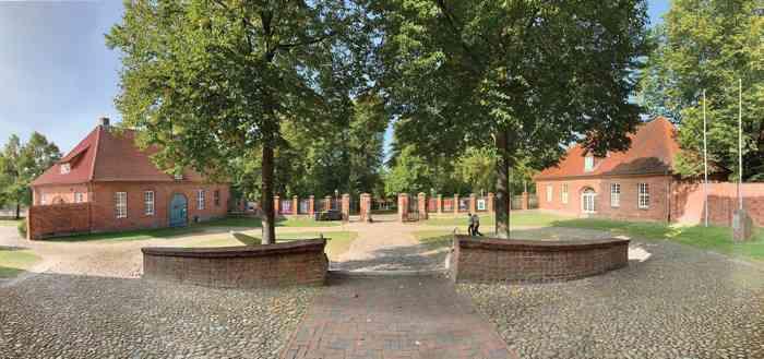 Herrenhaus - Kreismuseum Herzogtum Lauenburg