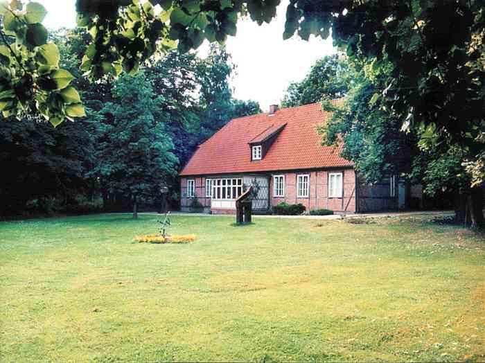 Amtsrichterhaus Schwarzenbek, Trauort des Standesamt Schwarzenbek Stadt