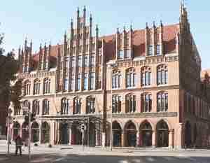 Altes Rathaus Hannover