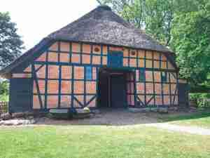 Dithmarscher Bauernhaus in Meldorf