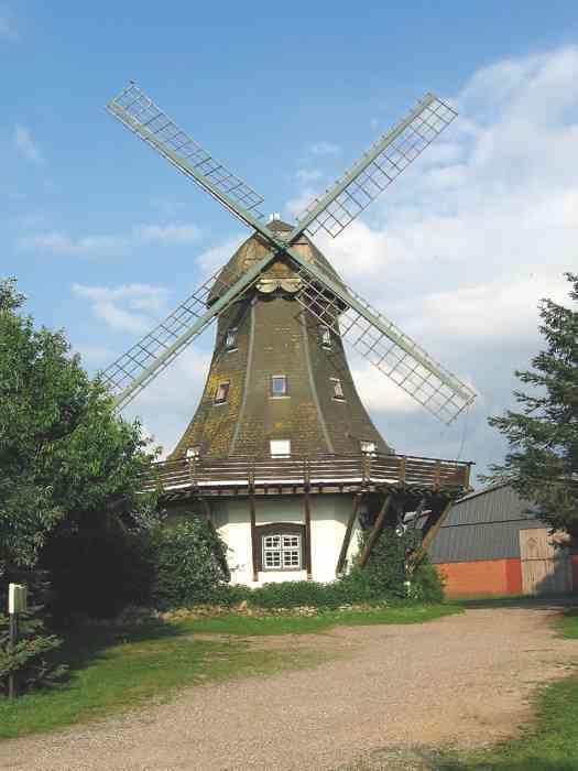 Westermöhl Langenhorn Trauort des Standesamt Mittleres Nordfriesland