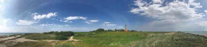 Flügger Leuchtturm