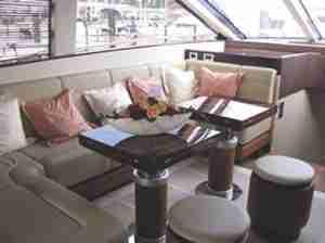 Luxusyacht MarCruiser