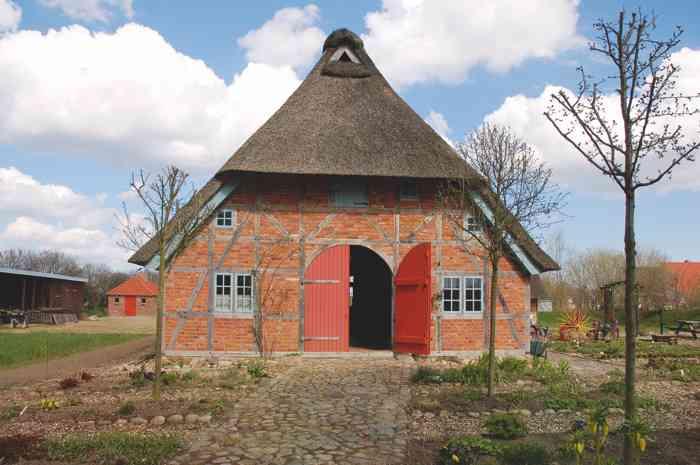 Trauort des Standesamt Ratekau Dorfmuseum Ratekau