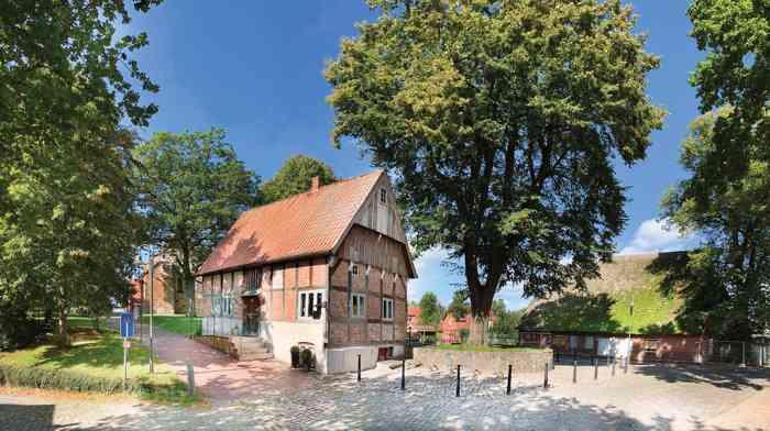 Das Kleine Haus in Brügge