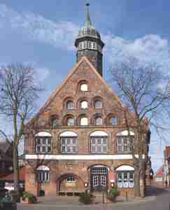 Gerichtszimmer im Alten Rathaus