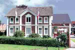 Trauzimmer im Bürgerhaus Kratzmannscher Hof