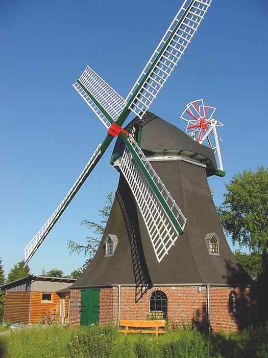Die Dibberser Mühle ist Außentraustelle vom Standesamt Buchholz in der Nordheide