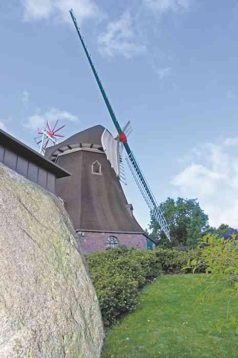 Außentraustelle des Standesamt Buchholz - Dibberser Mühle