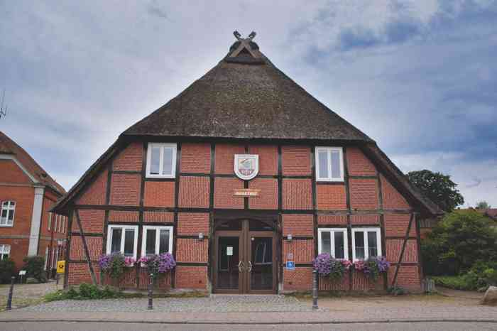 Standesamt Amelinghausen im Markthus