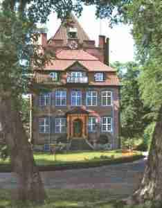 Landherrenzimmer im Schloss Ritzebüttel