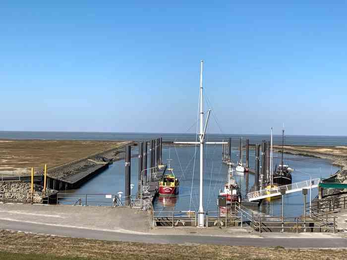 Elbe Hafen