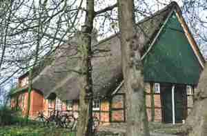 Altes Pastorenhaus