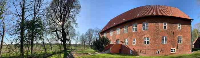 Burg zu Hagen im Bremischen