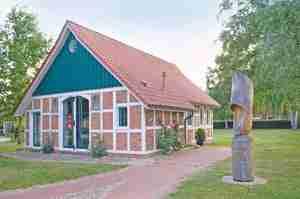 Holzschuhmacherhaus in Steinau