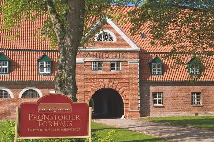 Pronstofer Torhaus