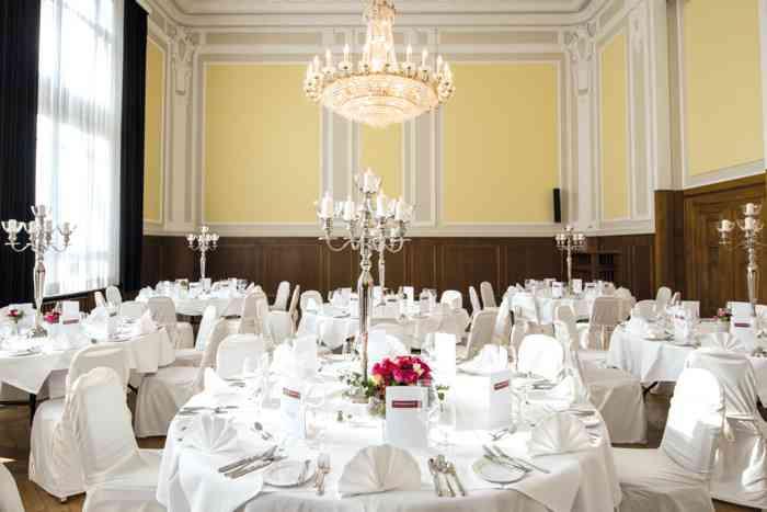 Hochzeit Hamburg Location Das Speisekabinett Kleiner Mozartsaal