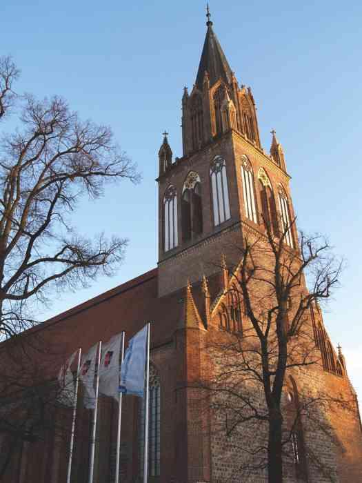 Konzertkirche St Marien bei Kuchenbuchs Hochzeiten