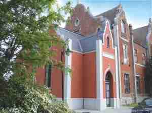 Schlosskapelle im Herrenhaus Parow