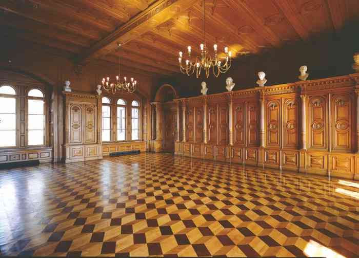 Bibliothek Schwerin