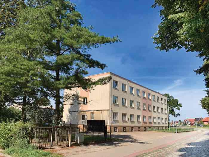 Amtsgebäude Dorfgemeinschaftshaus Rastow