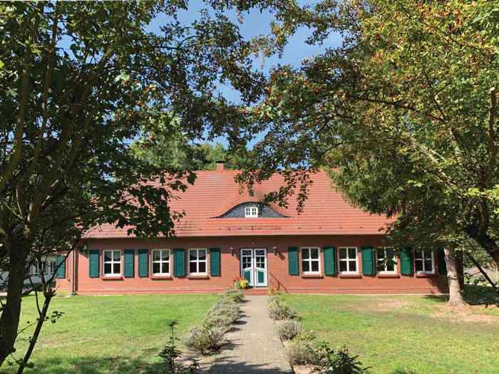 Dorfgemeinschaftshaus Leussow