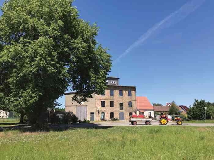Motormühle Lübs