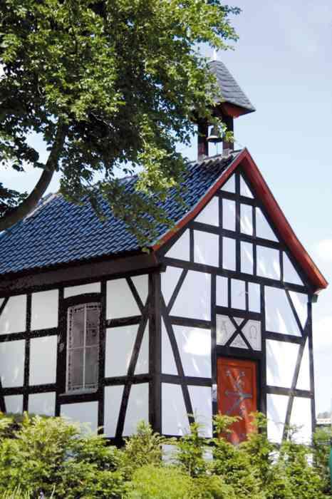 Marienkapelle Klein Villip in Rhein-Sieg-Kreis